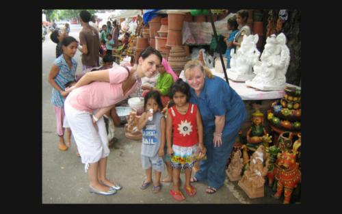 India Outreach