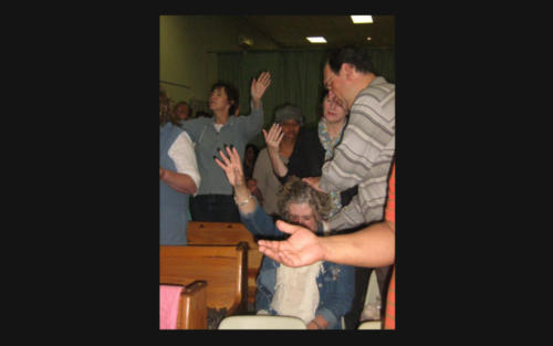Ministering to God's people