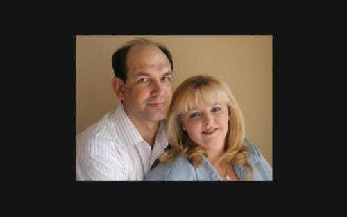 Bernard and Salome Schubert